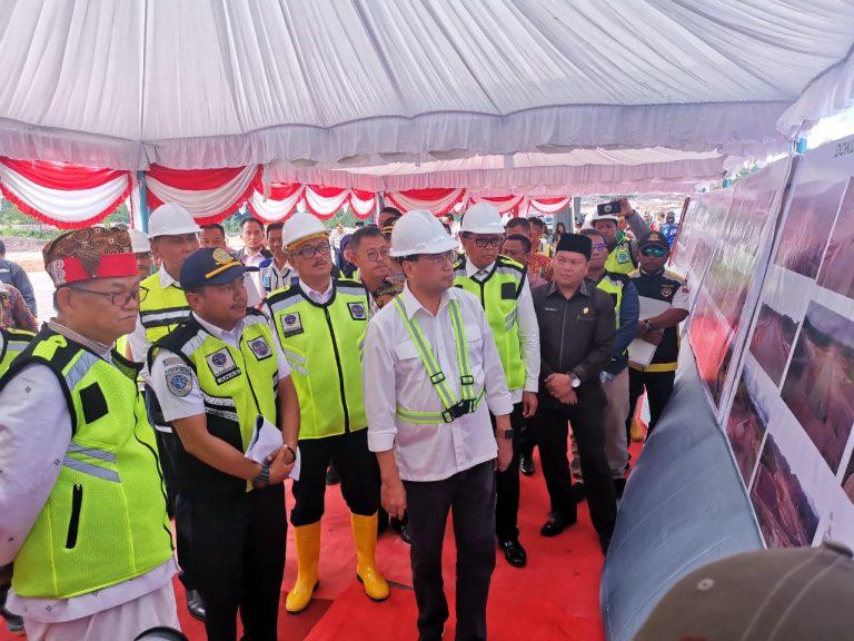 Menteri Perhubungan : Paling lambat Mei 2020 Bandara Buntu Kunik sudah bisa beroperasi