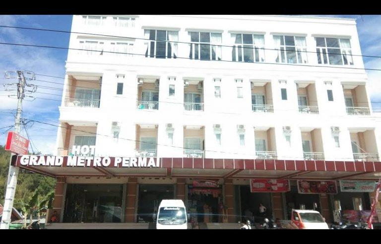Hotel Grand Metro Permai Jadi Tempat Tinggal Sementara Paramedis Covid-19 di Tana Toraja