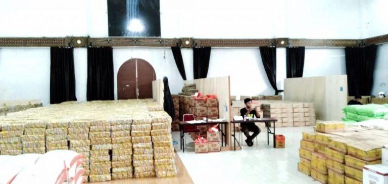 Berikut Rincian Bantuan Pangan dari Pemerintah Provinsi Sulsel Untuk Penanganan Covid-19 di Tana Toraja