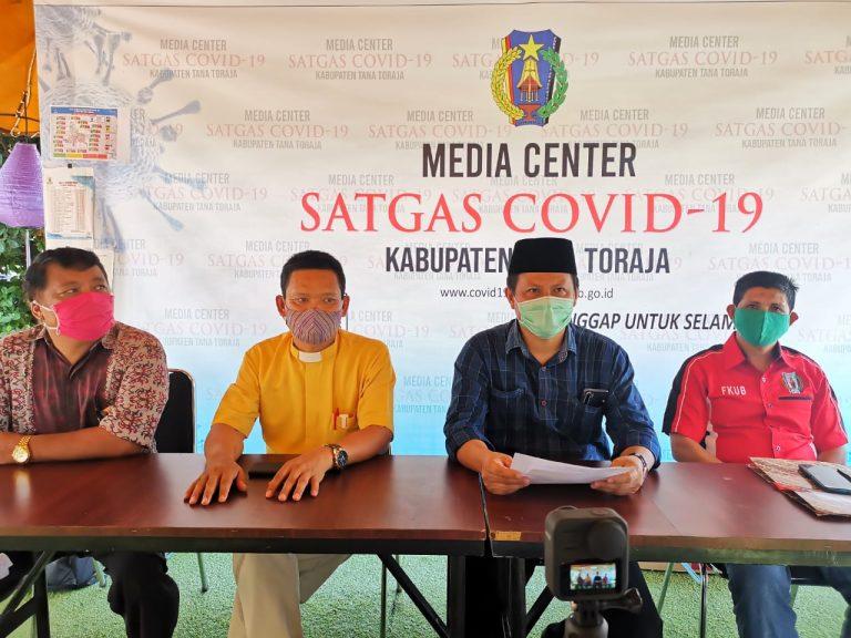 Forum Kerukunan Umat Beragama Tana Toraja Keluarkan Himbauan Dalam Rangka Memutus Penyebaran Virus Corona