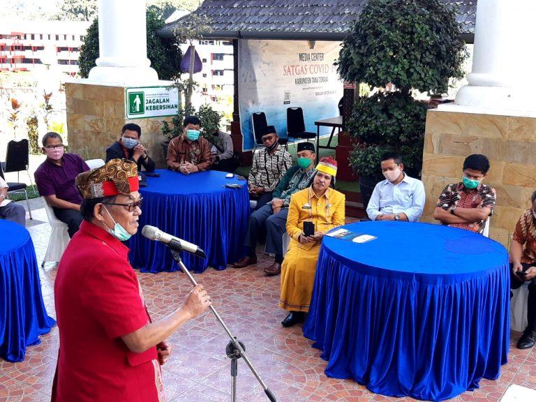 Kepala SMPN 1 Makale terpilih sebagai Kepala Sekolah Indonesia di Belanda