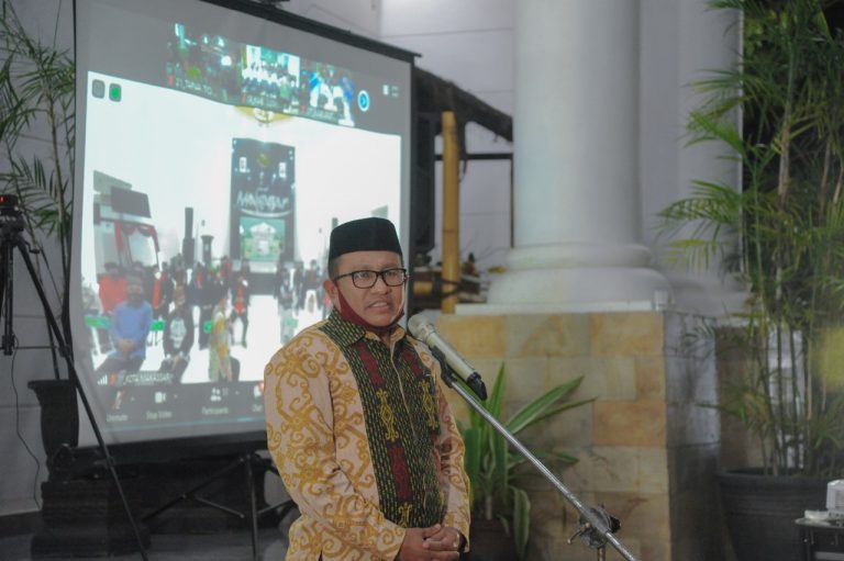 Digelar secara Virtual, Pemda dan Masyarakat Tana Toraja Ikuti Pembukaan MTQ XXXI Sulsel