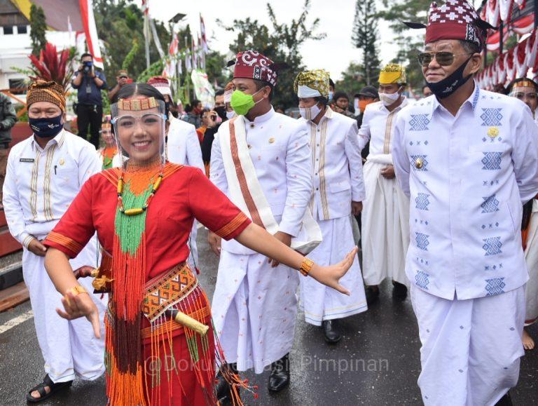Digelar Sederhana, Budaya Toraja Perekat Bangsa sebagai Tema HUT Tana Tana Toraja ke-63 dan Hari Jadi Toraja ke-773