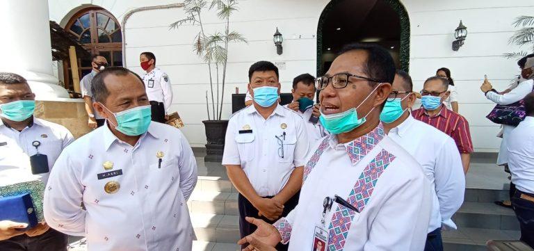 Kadis Pendidikan Provinsi Sulsel Melakukan Kunjungan Kerja di Tana Toraja