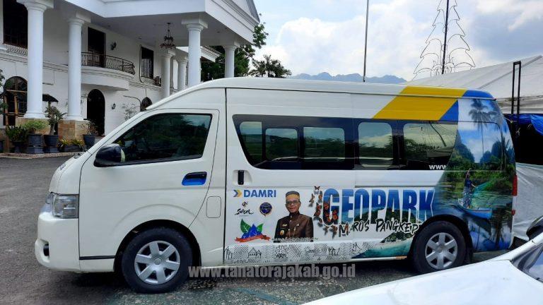 Perum Damri Gagas Kerjasama Layanan Angkutan Penumpang dengan Bandara Toraja