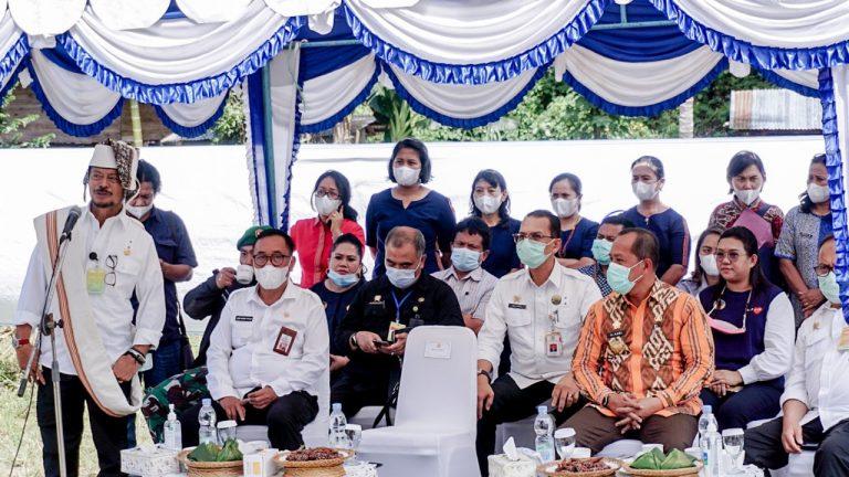 """Pesan Menteri Pertanian RI, Sahrul Yasin Limpo, """"Toraja Harus Damai dan Perbaiki Pertanian"""""""