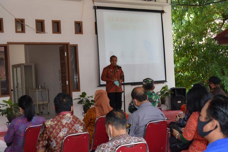Launching Mobile Covid-19 Tana Toraja Dalam Rangka Penanganan Cepat dan Tanggap