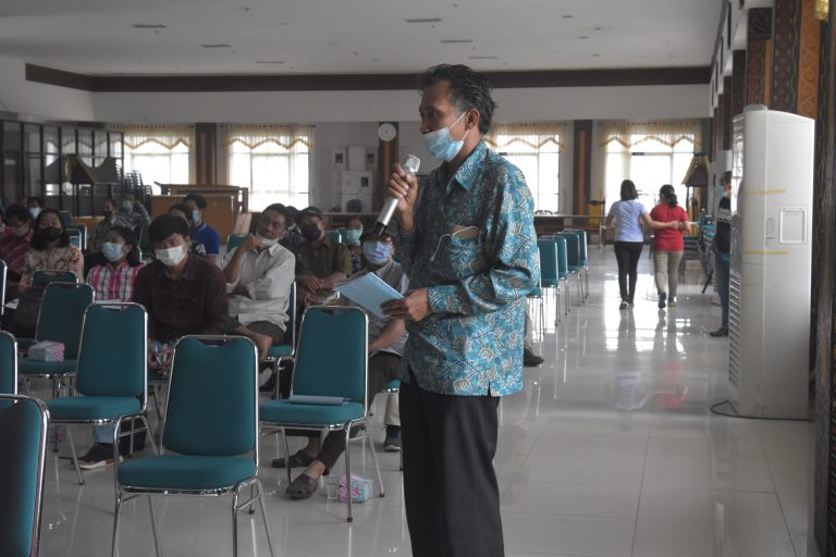 Rapat Koordinasi Pra Pemilihan Kepala Lembang
