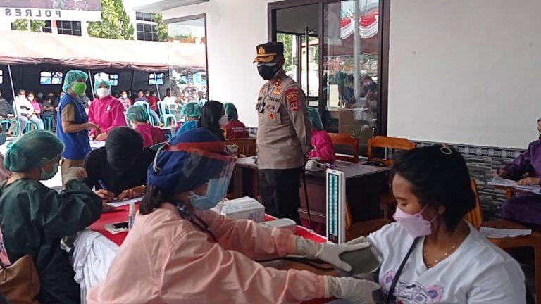 Alokasi Vaksin COVID-19 Kabupaten Tana Toraja