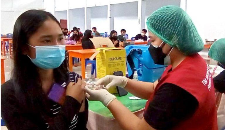 Tana Toraja Menggelar Vaksinasi Pelajar