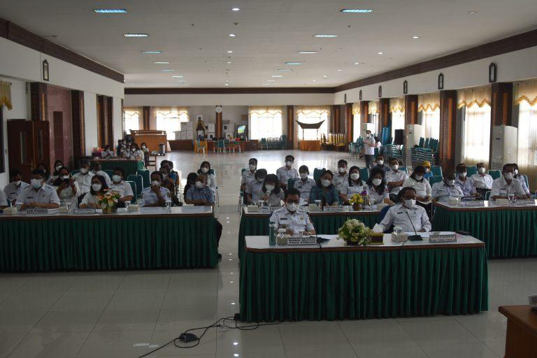 Penilaian Sanitasi Total Berbasis Masyarakat  Award Tingkat Pusat