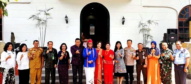 Pemda Tana Toraja Gelar Resepsi Pisah Sambut Kapolres, harapannya semua pihak bersama-sama melawan hoax