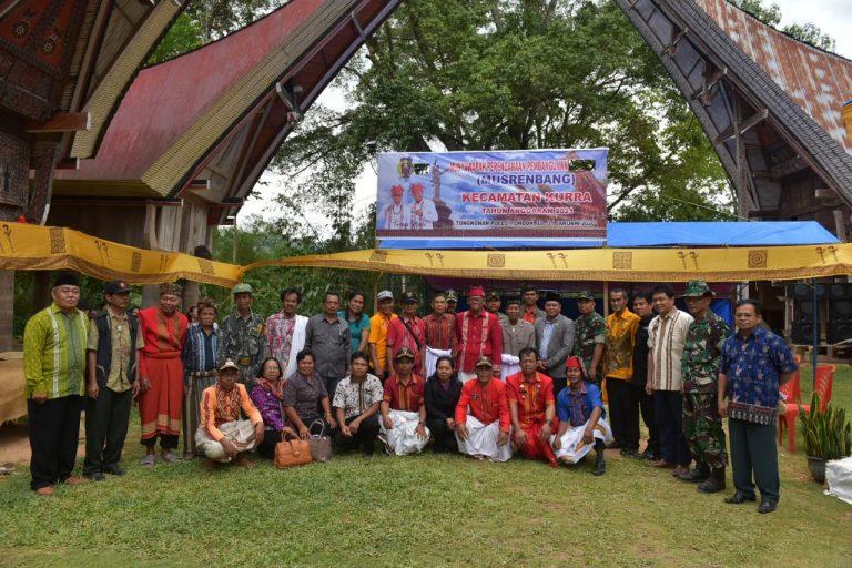 Musrenbang Kecamatan Kurra, Sektor Pertanian jadi Program Prioritas