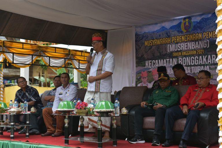 Pengembangan Wisata Ollon menjadi Prioritas Utama Musrenbang Kecamatan Bonggakaradeng