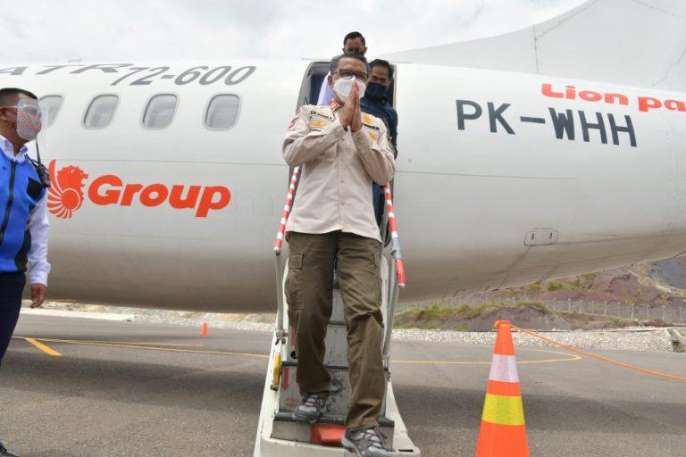 Setelah Wings Air, Gubernur Sulsel Harap Citilink Buka Rute Penerbangan di Bandara Toraja