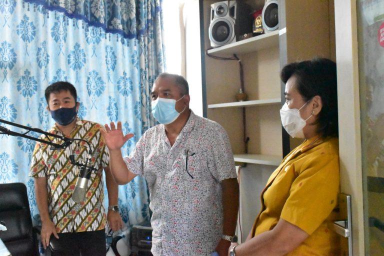 """Program Acara Pencerahan Rohani """"Fenomena Bunuh Diri di Toraja"""" di RPK FM oleh Pdt. Yonan Thadius"""