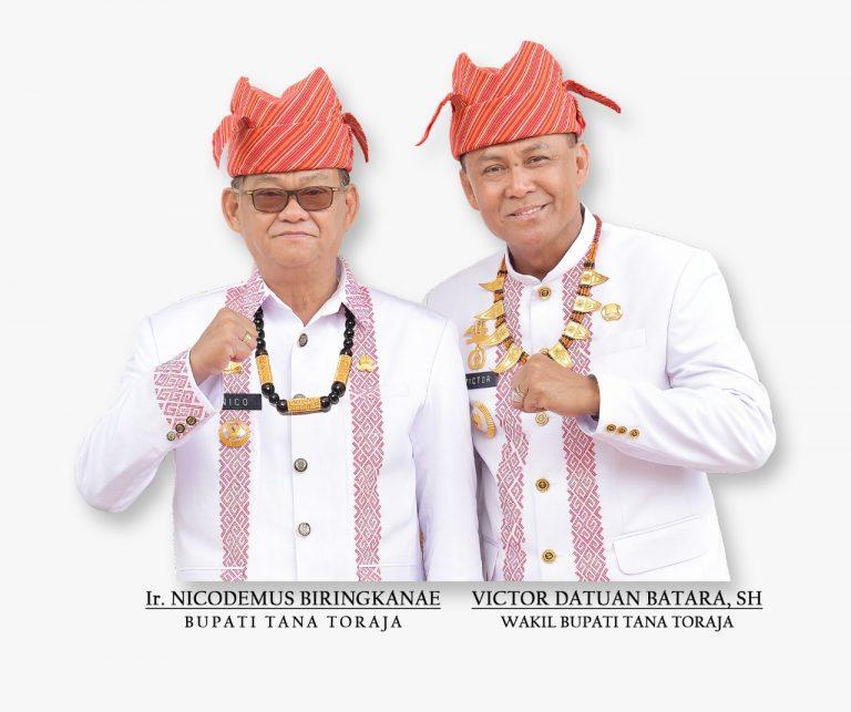 Pengumuman Akhir Masa Jabatan Bupati Dan Wakil Bupati Tana Toraja 2016-2021, Serta Penetapan Pasangan Calon Bupati Dan Wakil Bupati Terpilih