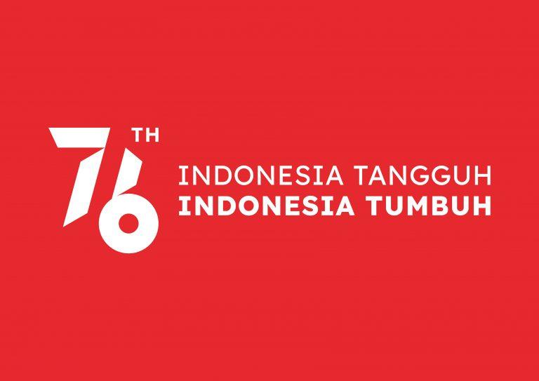Tema dan Logo Peringatan HUT ke-76 Kemerdekaan RI Tahun 2021