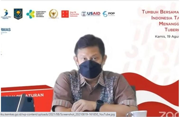 Pemerintahan Luncurkan Perpers Penanggulangan TBC